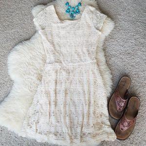 🌹 Soft Stretchy Lace Dress 🌹
